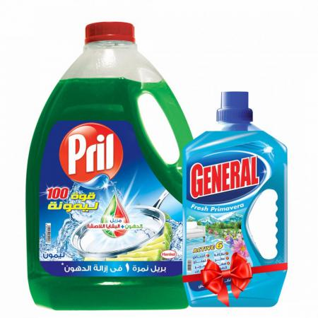 Sizes and price of Pril dishwashing liquid